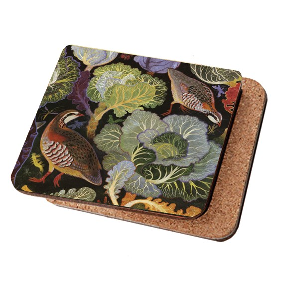 Partridges Coaster