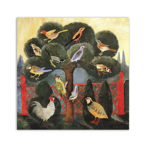 Dawn Chorus Greeting Card