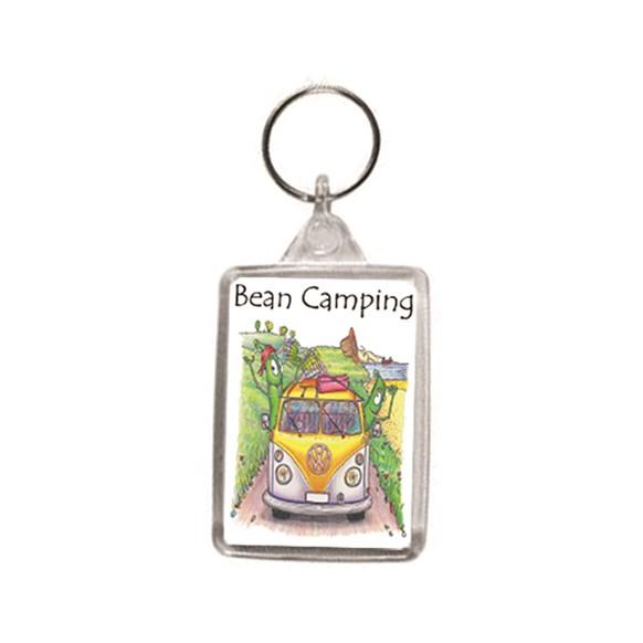 Camping Key Ring