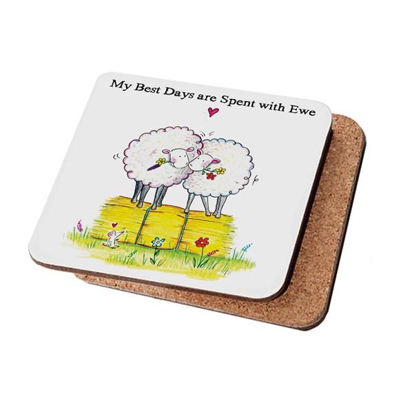 Spent with Ewe Coaster