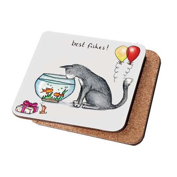 Best Fishes Coaster