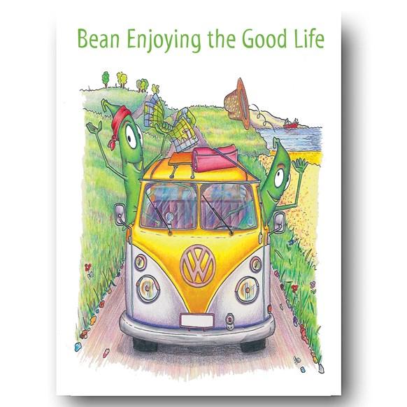 Good Life Greeting Card