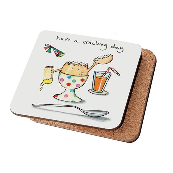 Cracking Day Coaster