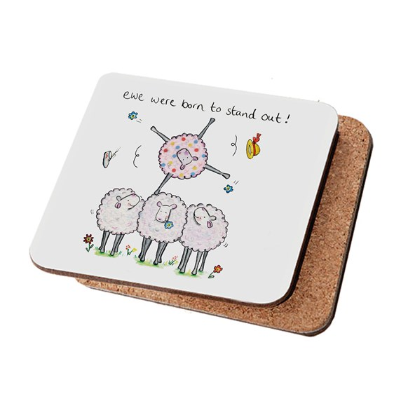Stand Out Coaster