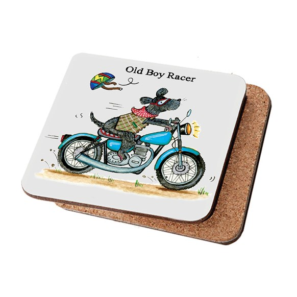 Old Boy Racer Coaster