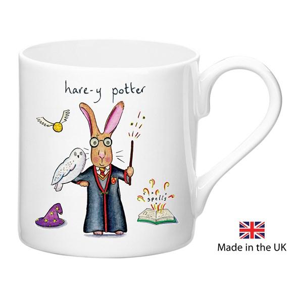 Hare-y Potter Mug