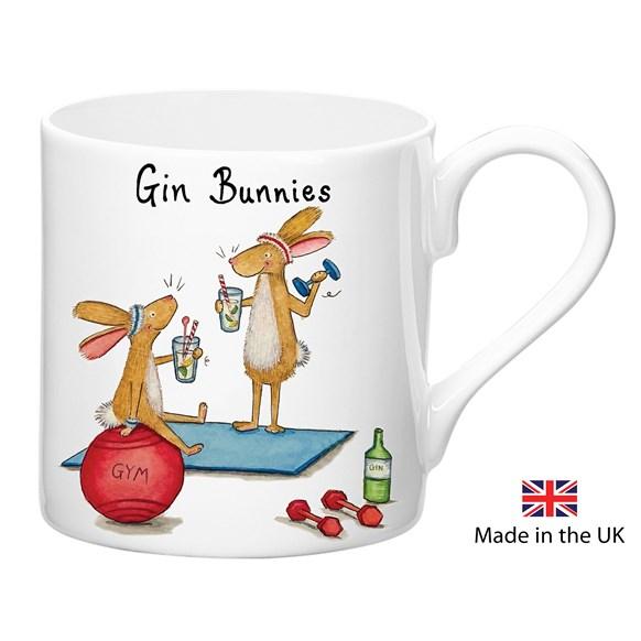 Gin Bunnies Mug
