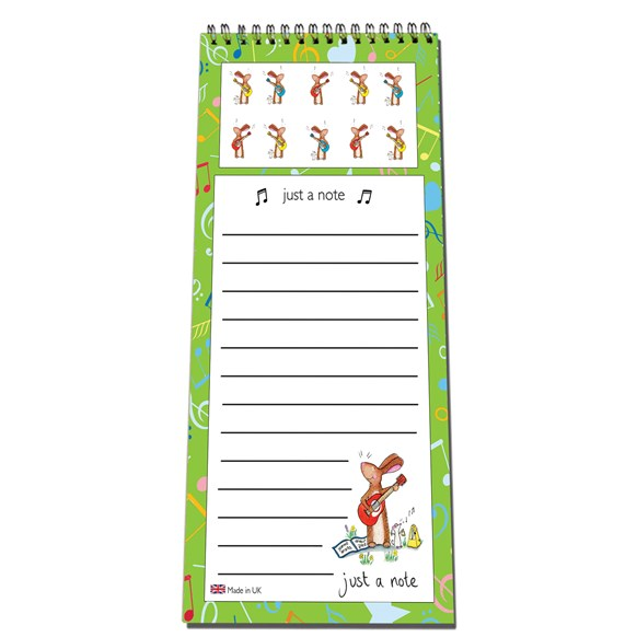 Just a Note Magnet Pad