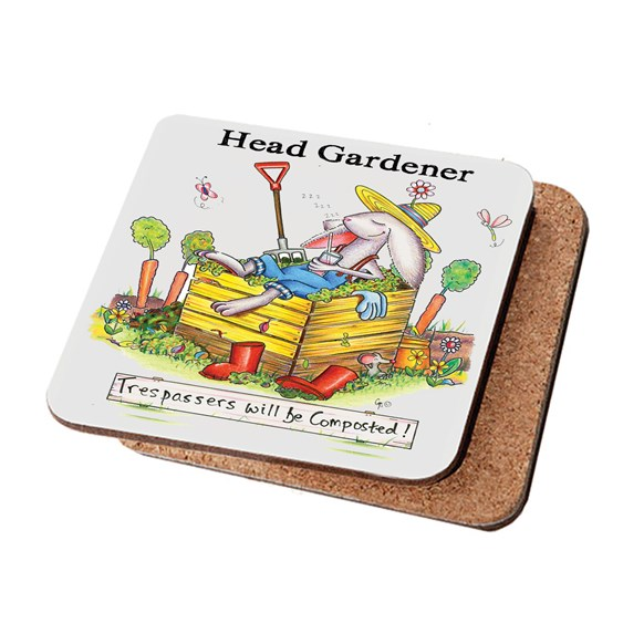 Composted Coaster