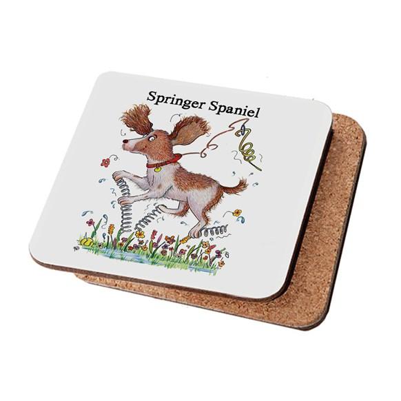 Spaniel Coaster