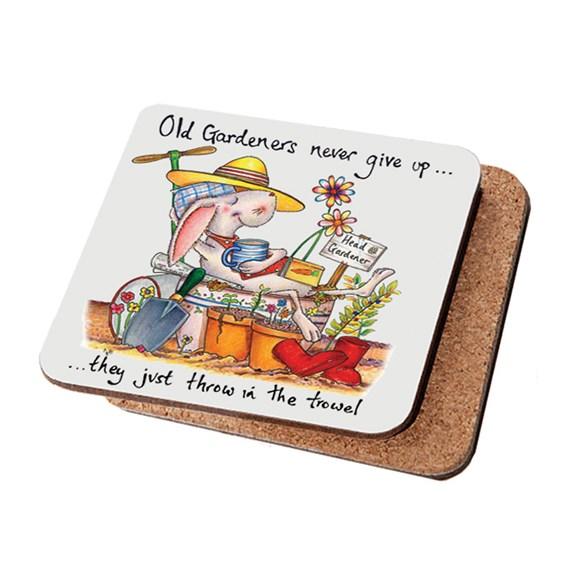 Old Gardeners Coaster