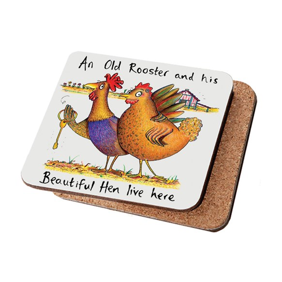 Old Rooster Coaster
