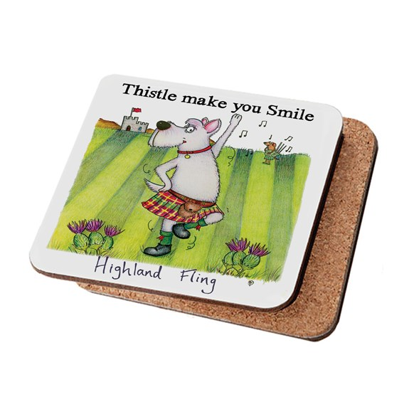 Highland Fling Coaster