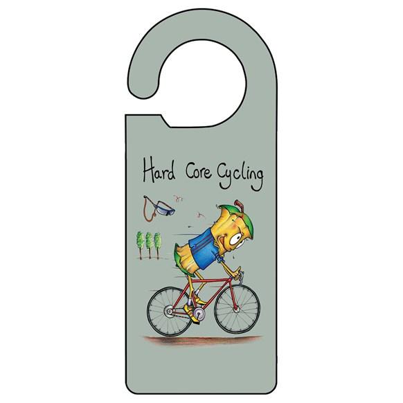 Core Cycling Door Hanger