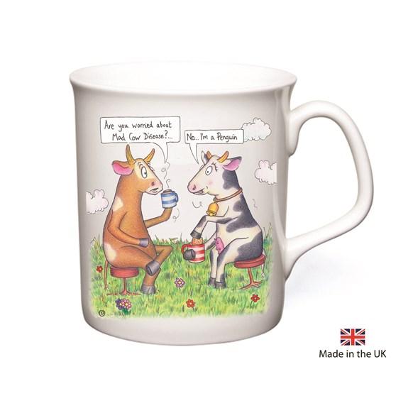 Mad Cow Mug