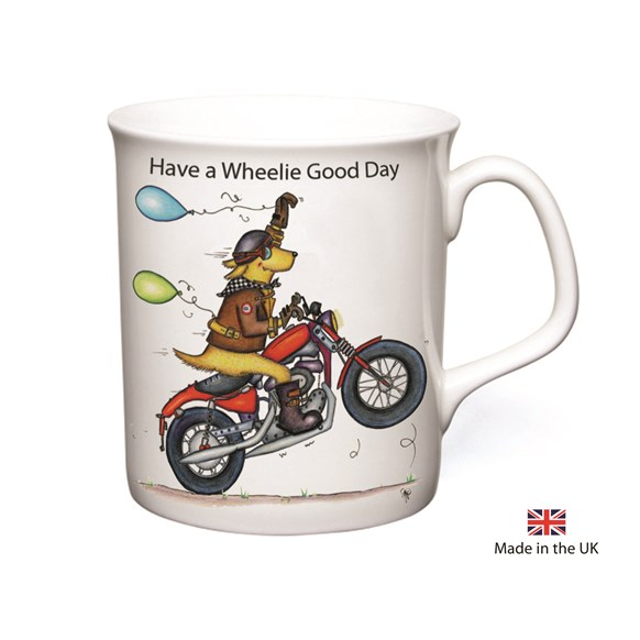 Wheely Good Time Mug
