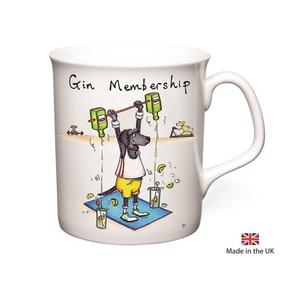 Gin Membership Mug