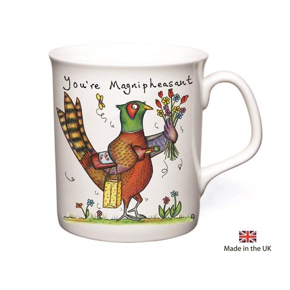 Magniphesant Mug