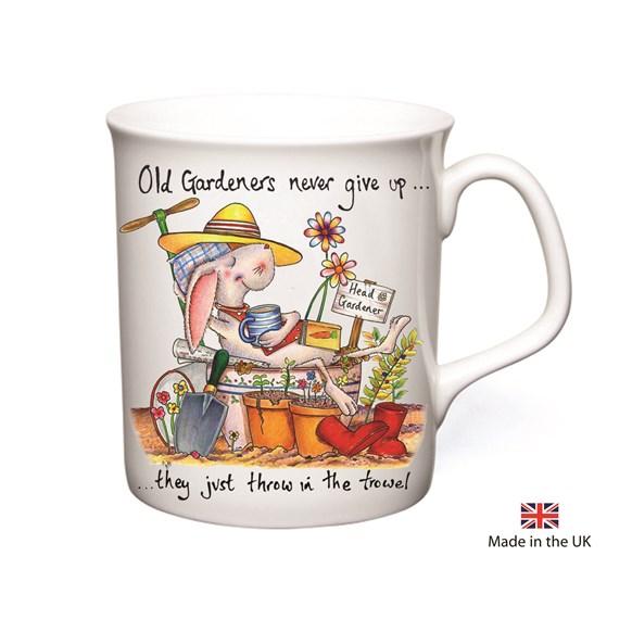 Old Gardeners Mug