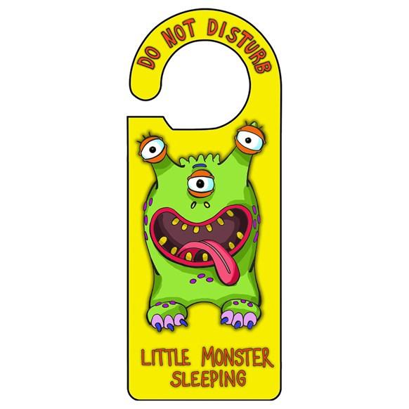 Little Monster Door Hanger