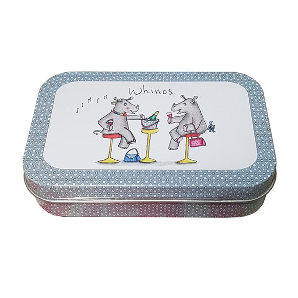 Whinos Peppermint Tin