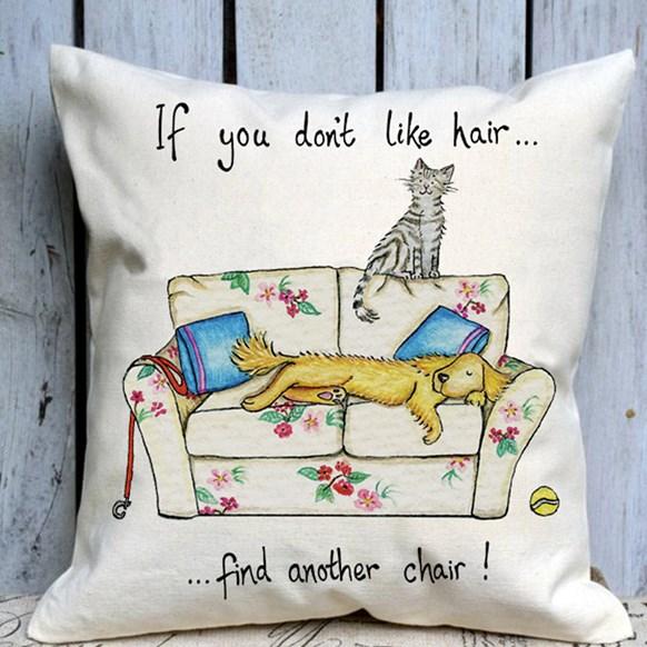 Sit Elsewhere Cushion Large