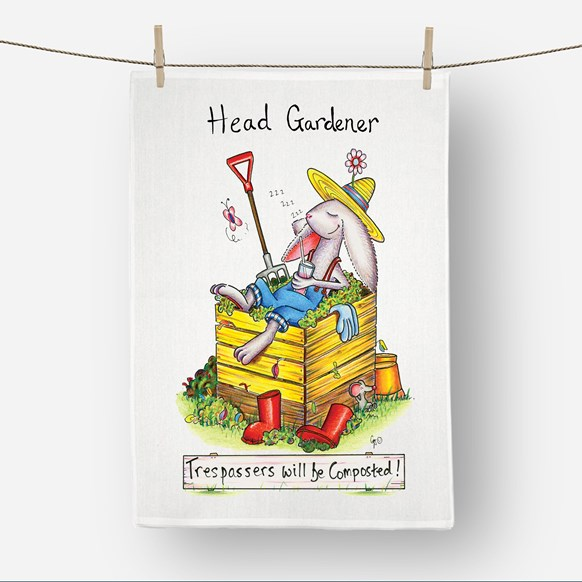 Composted Tea Towel