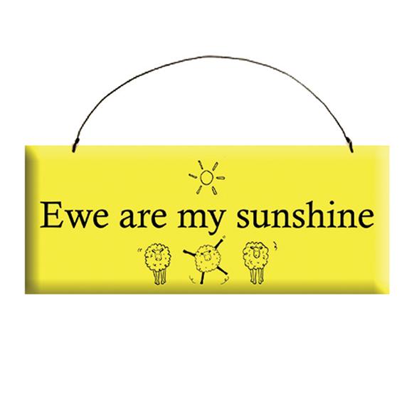 Sunshine Sign
