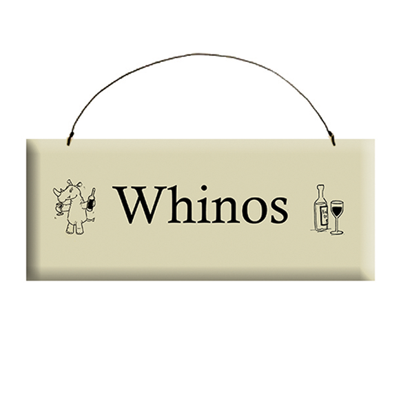 Whinos Sign