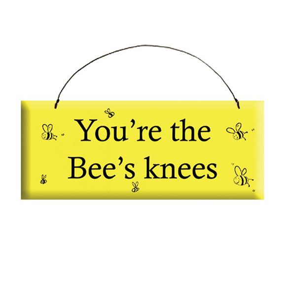 Bee's Knees Sign