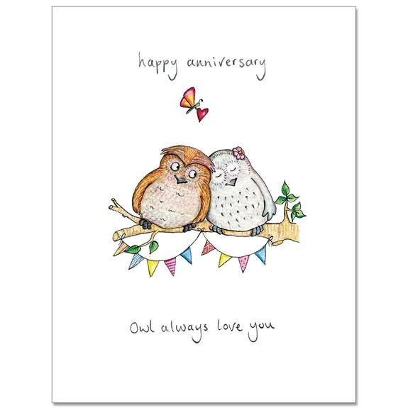 Owl Always Love Greeting Card