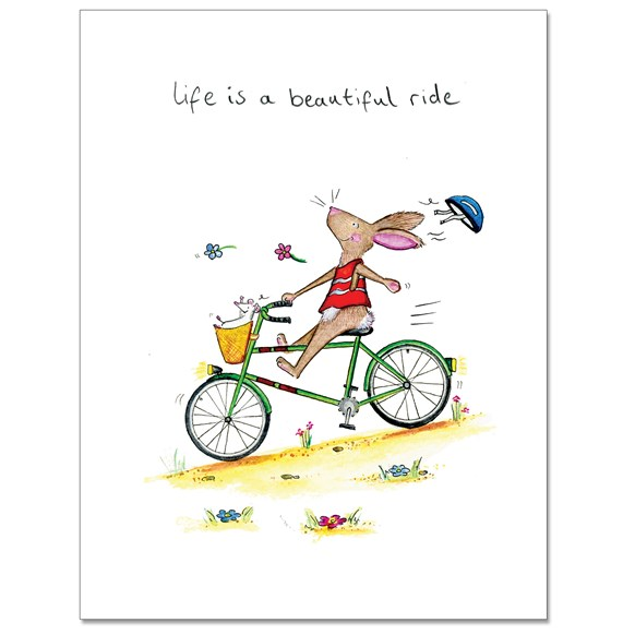 Beautiful Life Greeting Card