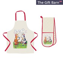 Mad Cow Kitchen Set