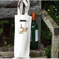 Bottoms Up Wine Bag