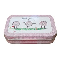 Just For Ewe Peppermint Tin
