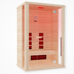Solaris Hemlock Sauna