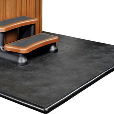 Smart Decking with Trim