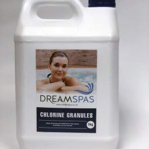 Spa Stabilised Chlorine Granules - 5kg