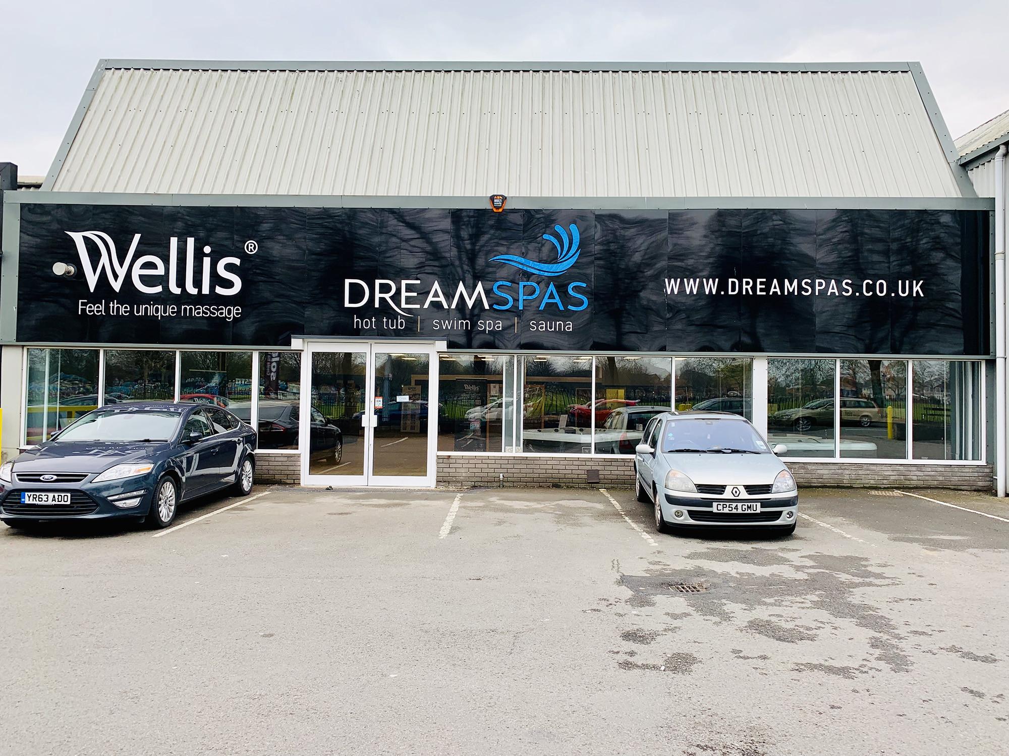 Dreamspas Cardiff