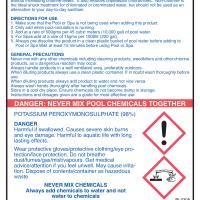 Non Chlorine Shock OL – 5Kg