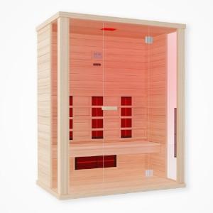 Sundance Hemlock Sauna