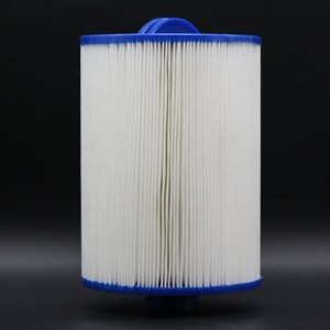 Wellis Spa Filter - AKU1609 - White (Coarse Thread)