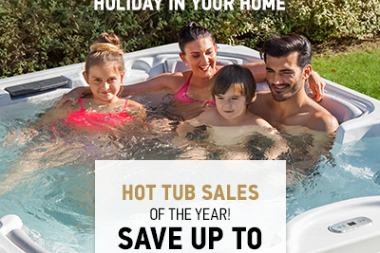 6 Benefits of Buying a spa holiday home - Largest Hot tub sales this year at Dreamspas