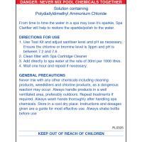 Spa Clarifier – 500ML