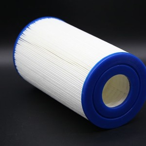 Wellis Spa Filter -  AKU1608 -White (No Thread)