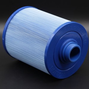 Wellis Spa Filter - AKU0136 - Antimicrobial Blue (Fine Thread)