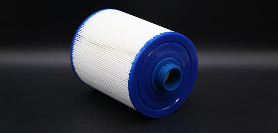 Wellis Spa Filter - AKU1609 - White (Coarse Thread)