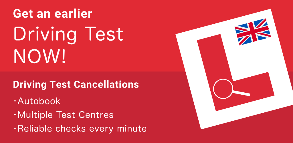 Get Driving Test  Cancellations Now