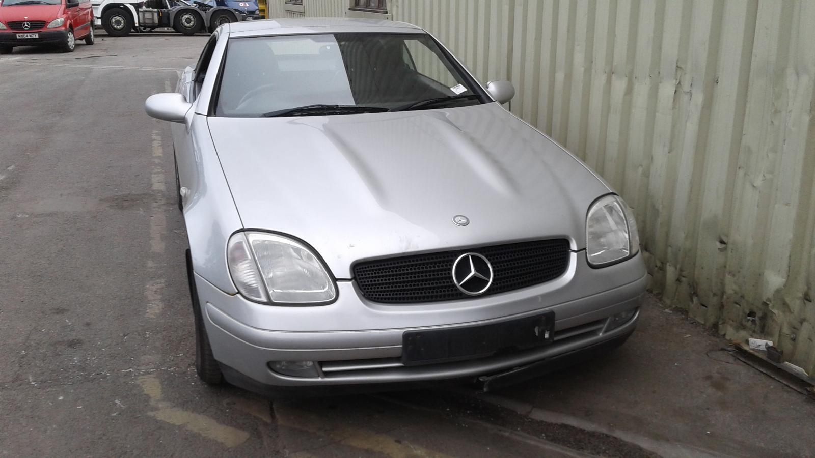 View Auto part Misc Mercedes Slk 1997
