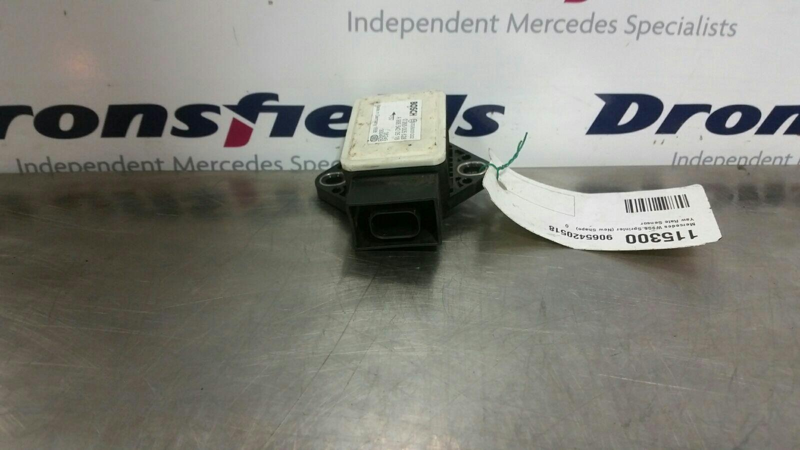View Auto part Misc. Relay Mercedes Sprinter 2008